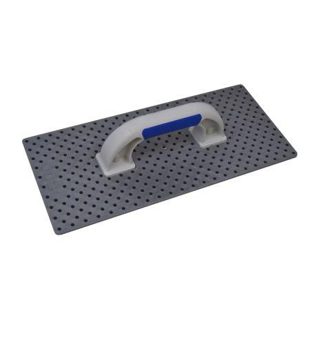 WDVS Schleifbrett mit offenen Kunststoffkronen 365x165mm