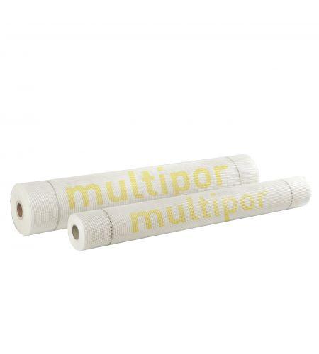 Mulitpor Armierungsgewebe 7x7 mm