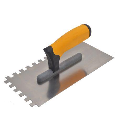 Multipor Zahntraufel Zahnkelle - 270mm x 130mm - Zahnung 10 x 10 mm