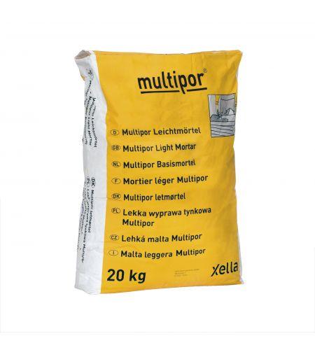Mulitpor Leichtmörtel 25kg neu
