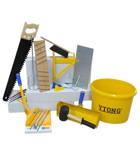 Ytong Werkzeug Set PROFI - 20 teilig