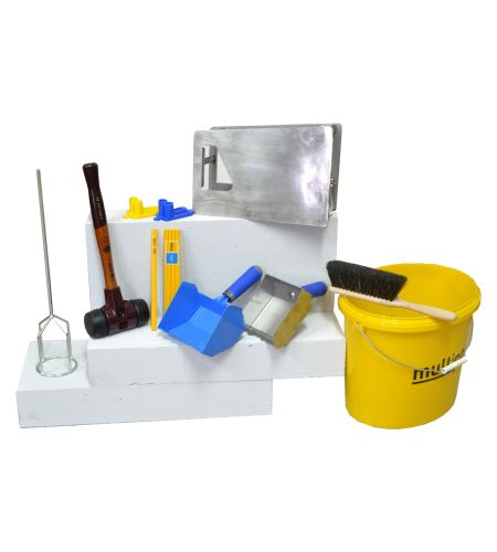 Silka Werkzeug Set XL - 10 teilig