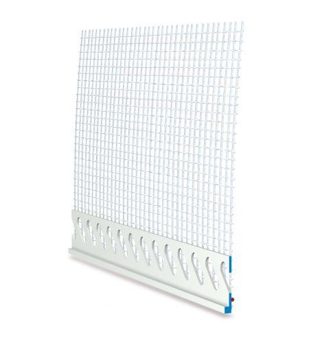 Multipor Abschlussprofil DECO-TEX W44-3